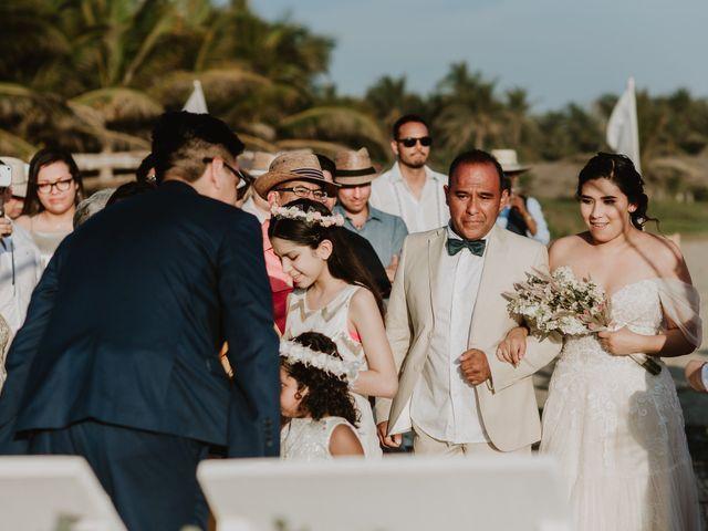 La boda de Ricardo y Ana en Acapulco, Guerrero 70
