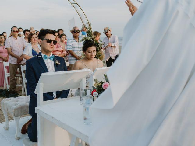 La boda de Ricardo y Ana en Acapulco, Guerrero 93