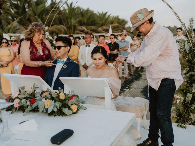 La boda de Ricardo y Ana en Acapulco, Guerrero 94