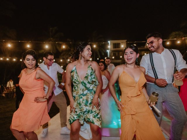 La boda de Ricardo y Ana en Acapulco, Guerrero 153