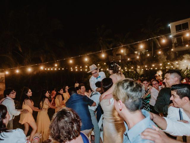 La boda de Ricardo y Ana en Acapulco, Guerrero 157