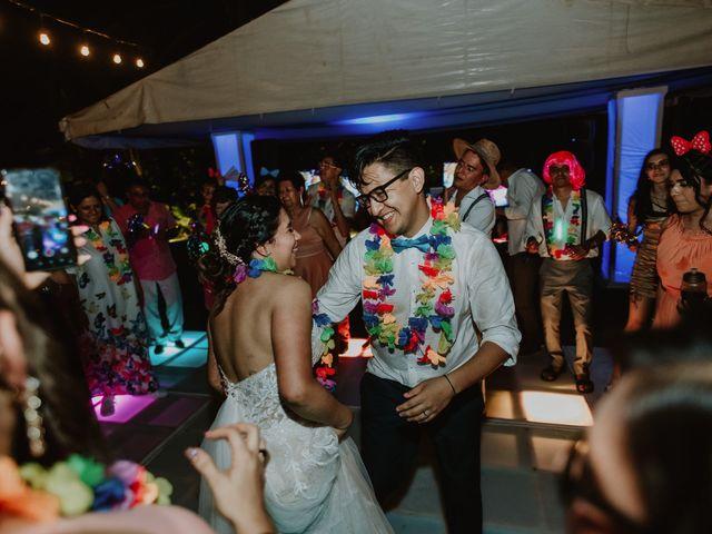 La boda de Ricardo y Ana en Acapulco, Guerrero 161
