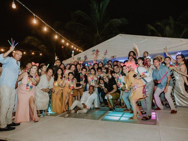 La boda de Ricardo y Ana en Acapulco, Guerrero 166