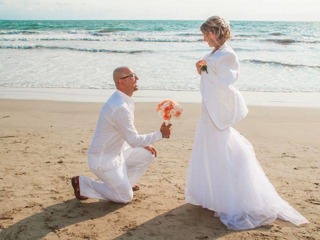 La boda de Holly y Gibrán