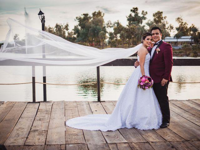 La boda de Isela y William