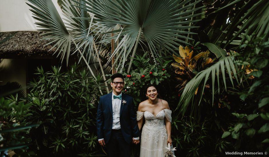 La boda de Ricardo y Ana en Acapulco, Guerrero