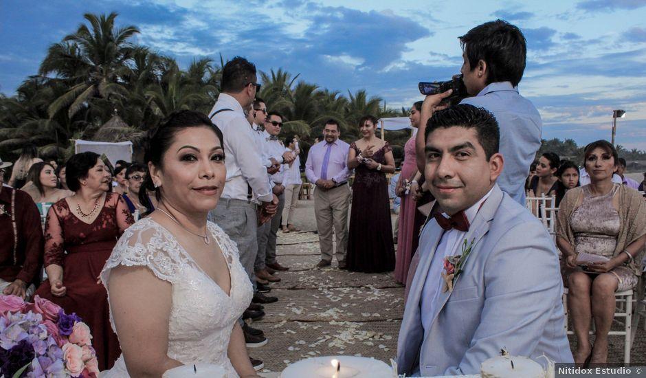 La boda de Javier y Ara en Acapulco, Guerrero