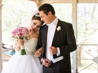 La boda de Nataly y Erick  1