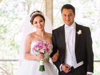 La boda de Nataly y Erick