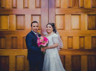 La boda de Mariana y Óscar 1