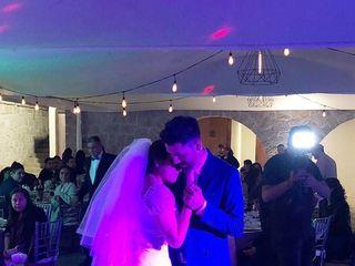La boda de Dario Vargas y Mely Mendez 1