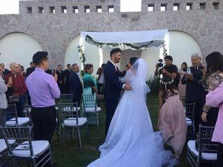 La boda de Dario Vargas y Mely Mendez 2