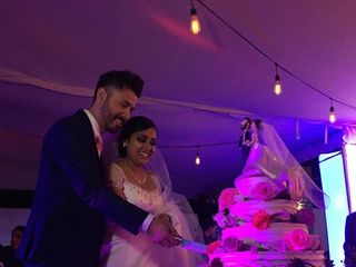 La boda de Dario Vargas y Mely Mendez 3