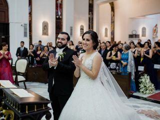 La boda de Fer y Leonel
