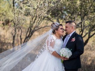 La boda de Zuleima y Carlos