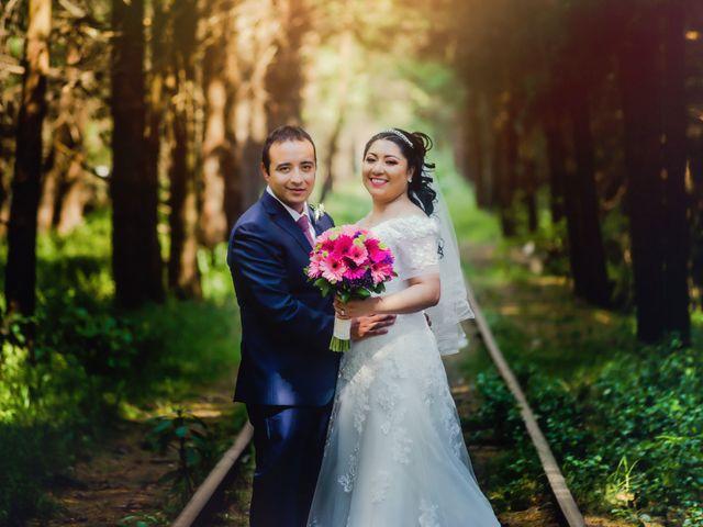 La boda de Mariana y Óscar