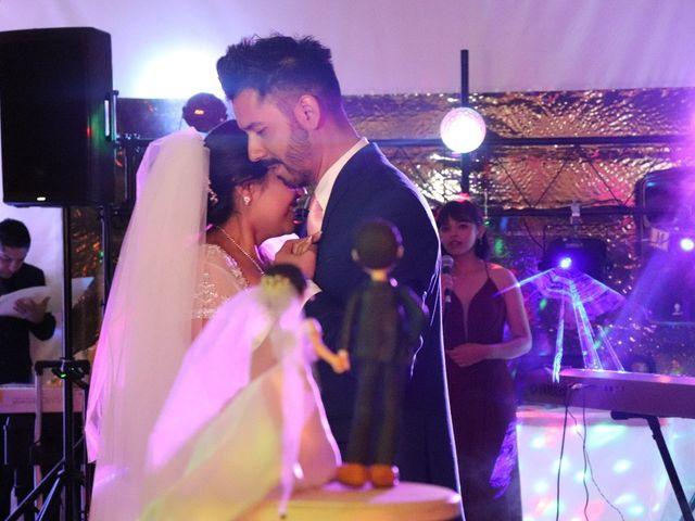 La boda de Dario Vargas y Mely Mendez
