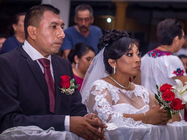 La boda de Miguelina y Francisco