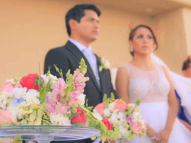 La boda de Liz y Izanami