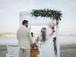 La boda de Aricel y Héctor 1