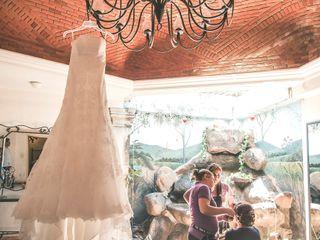 La boda de Alondra y Gilberto 1