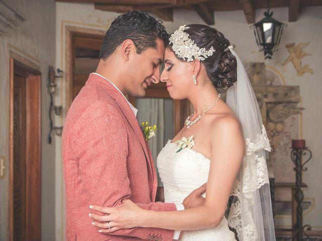 La boda de Alondra y Gilberto