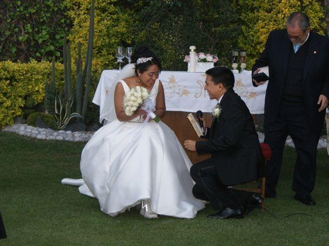 La boda de Brenda y Samuel