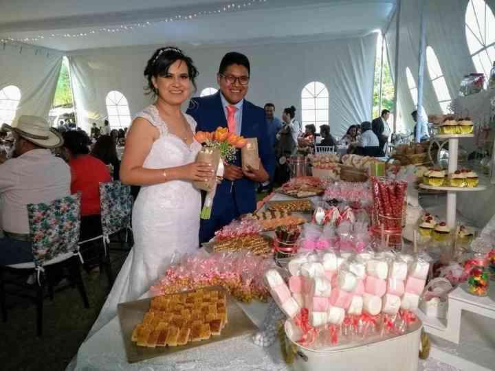 La boda de Dalia  y Heder Said