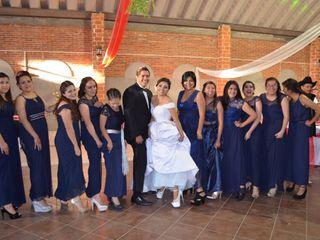 La boda de Mariana y Luis Antonio 1