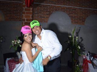 La boda de Mariana y Luis Antonio