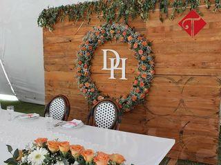 La boda de Dalia  y Heder Said 1