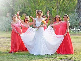 La boda de Dalia  y Heder Said 2