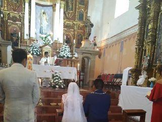 La boda de Dalia  y Heder Said 3