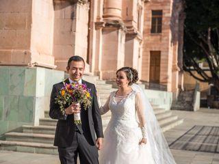 La boda de Paola y Oscar 2