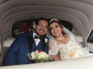 La boda de Diego y Verónica