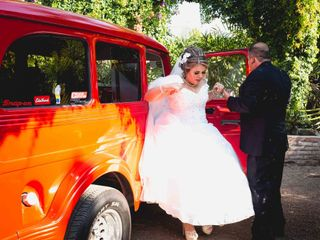 La boda de Betsabé y Axel  2