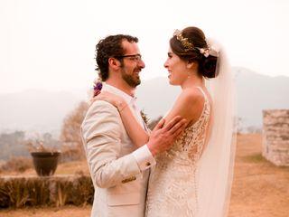 La boda de Susi y Saul
