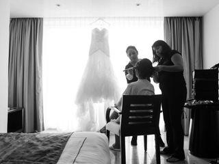 La boda de Sara y Gibran 3