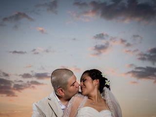La boda de Sara y Gibran