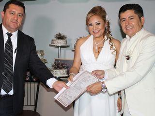 La boda de Anny  y Martin