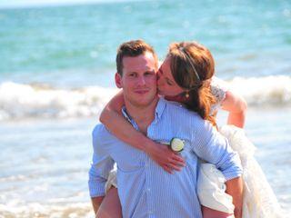 La boda de Emma y Dan