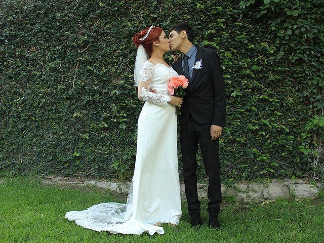 La boda de Roberto y Alondra