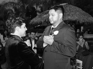 La boda de Luis Alberto  y Ricardo  3
