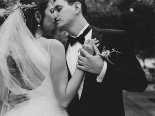 La boda de Brenda y Marco