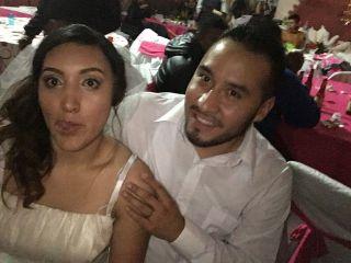 La boda de Alondra  y Francisco