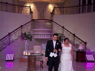 La boda de Sarahi y Mario
