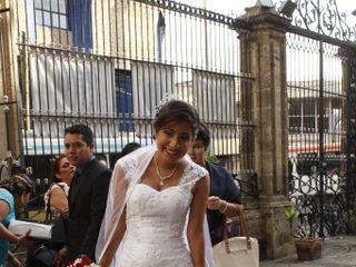 La boda de Tania  y Ángel  1