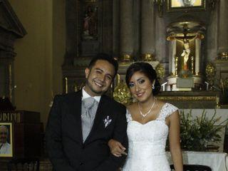La boda de Tania  y Ángel
