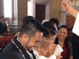 La boda de Tania  y Ángel  3