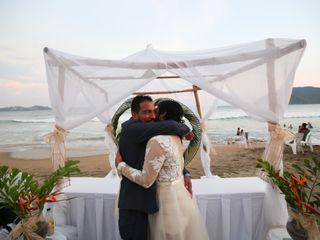 La boda de Catalina y Junior 2